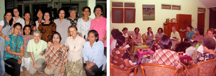 Women's Bible Group.