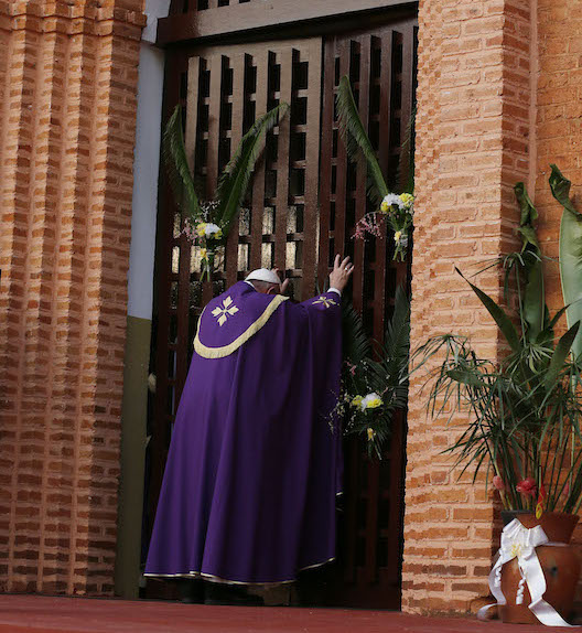 POPE FRANCIS CENTRAL AFRICAN REPUBLIC