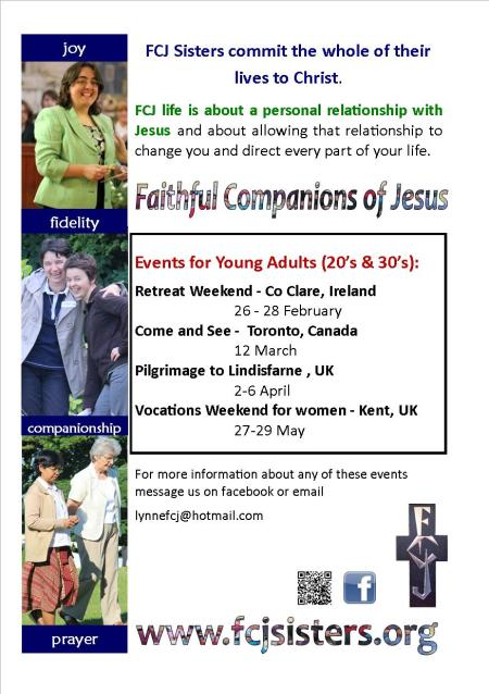 FCJ Young Adult Events 3