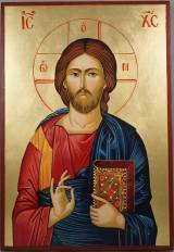 Jesus_Christ_Pantocrator_Closed_Book_Hand-Painted_Orthodox_Icon_2_2