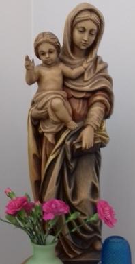 Mary, Kersal Hill FCJ